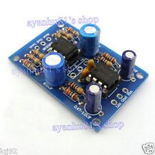 Headphone Amplifier 47 AMP Audio Amplifier DIY Kits NE5532 OP AMP Module