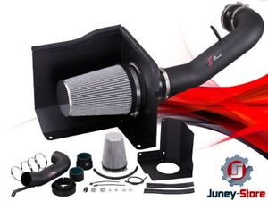 07 08 CADILLAC ESCALADE ESV EST 6.2L 6.2 V8 AF DYNAMIC COLD AIR INTAKE KIT