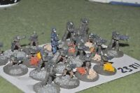 15mm scifi / human - marines 20 figures - inf (23811)