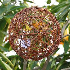 Miniature Fairy Garden Grapevine Fairy Sphere, 10 inch