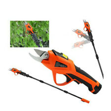 Cordless Pruning Shears Secateur Branch Cutter 3.6V Li-ion Battery Rechargeable