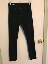 CITIZENS OF HUMANITY JEANS WOMEN'S 24 SUPER SKINNY  BLACK