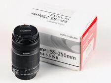 Canon EF-S 55-250 mm F/4.0-5.6 II IS Objektiv