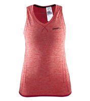Funktionsshirt Trägershirt Unterhemd CRAFT Active Comfort V-neck Singlet, Damen