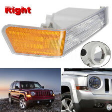 Front Right Side Parking Turn Signal Light Lamp Cover For Jeep