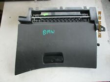 BMW 3 SERIES E46 2006 GLOVE BOX STORAGE COMPARTMENT BLACK 8216178