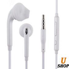 Handsfree White Headphones Earphone For Mobile Phone Smart Phones Laptop iPad