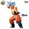 """From Japan"" Dragon Ball Super MAXIMATIC Ultra Instinct Son Goku (Ⅰ) Figure"