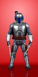 Jango Fett Bounty Hunter Figure Celebrate the SAGA Collection Star Wars ...LOOSE