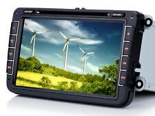 Für VW GOLF 5/6 PASSAT TIGUAN TOURAN Sharan POLO Caddy EOS NAVI DVD Autoradio BT