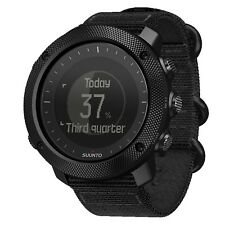 SUUNTO OUTDOOR WATCH TRAVERSE ALPHA STEALTH FOR HUNTING FISHING SS022469000 - 5E