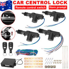 Central Locking kit 2 4 Door Auto Car Remote Keyless Security System Key Control