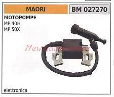 Bobina accensione MAORI per motopompe MP 40H MP 50X  027270