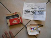 Ancien Cendrier Le Pensant Publicitaire Rio Papier Cigarette Gadenne Joncquez