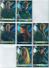 X-MEN THE MOVIE X-FOIL SINGLE CARDS