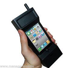 Für Apple iPhone 3 GS 4 Hülle Case Cover Halter Schale 80er Jahre Telefon