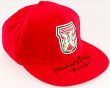 """CaddyShack Michael O'Keefe Signed """"Bushwood Country Club"""" Hat Inscribed """"Noonan"""""""