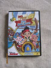 Disney Jake and The Never Land Pirates - Jake Saves Bucky (DVD, 2013)
