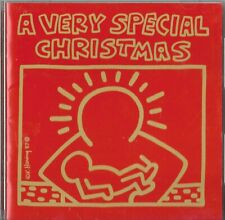 A Very Special Christmas - 1987 Japan Import CD - A&M - POCM-1501