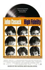 High Fidelity movie poster (a) - John Cusack poster - 11 x 17 inches