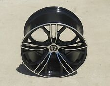 "22"" Capri 5189 Wheels for Audi A7 A8 Mercedes Benz S CL Bentley Jaguar XJ XF XK"
