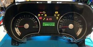 2008 FORD EXPLORER USED DASHBOARD INSTRUMENT CLUSTER FOR SALE