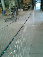 """12' X 6' X 3"""" Float & lead core rope SHTF  Survival Prepper Gill Net Fish Trap"""