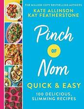 2. Pinch of Nom: Quick & Easy