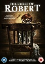 The Curse of Robert (Before Chucky Before Annabelle) Region 4 DVD New