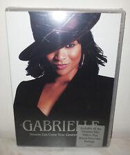 DVD GABRIELLE - DREAMS CAN COME TRUE - GREATEST HITS VOLUME 1 - NUOVO NEW