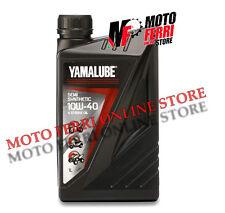 NEW OLIO MOTORE NUOVA FORMULA ORIGINALE YAMAHA YAMALUBE 10W40 TMAX 500 530