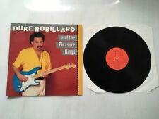 DUKE ROBILLARD BAND And The Pleasure Kings Vinyl LP