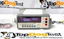 GW Instek GDM-8341 Dual Measurement Multimeter  CALIBRATED