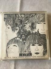 Beatles REVOLVER reel to reel 1970 Jewel case Issue RARE