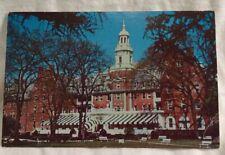 Garden City Hotel Long Island NY vintage Advertising Postcard