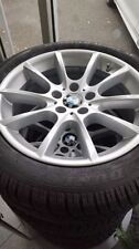5 Series Passenger vehicle Wheels with Tyres