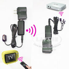 100 Meter Wireless IR Infrared Remote Control Repeater Emitter TV Top Box OW1114