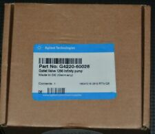 New in Box Agilent Outlet Valve 1290 Infinity Pump G4220-60028