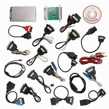 Latest V10.05 Carprog Full Version w/All 21 Item Adapter Car ECU PROG Programmer