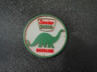 Sinclair Gas and Oil Sign Dino Filling Station Sign Magnet