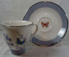 Royal Worcester Kimono Cup and Saucer