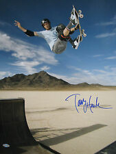 Tony Hawk signed auto 16x20 photo Steiner Sports COA