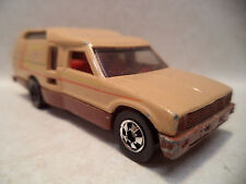 Hot Wheels Minitrek 1980