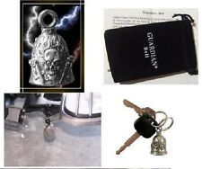 RIDE IT LIKE YOU STOLE IT MOTORCYCLE BIKER GUARDIAN BELL PROTECT YOUR RIDE EVIL