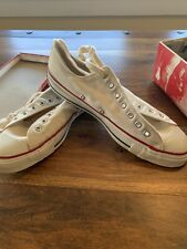 Nib Vintage converse shoes 70/80's Blue Label New In Box!