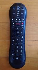 Comcast Xfinity XR2  Black Remote Control in Excellent Condition