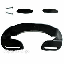 Black Door Handle For Siemens Refrigerator Fridge Freezer 190mm