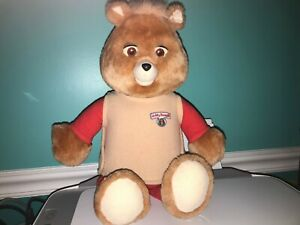 #1 Vintage Teddy Ruxpin 1992 model 2810 Very Clean see pictures /  I have TWO