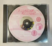 Secret Agent Barbie CD-ROM (PC, 2001) Mattel Computer Game - TESTED WORKING