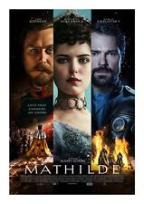 Mathilde Matilda Матильда (2017) Aleksey Uchitel DVD NTSC With ENGLISH SUBTITLES